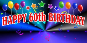 Latest 60 Happy 60th Birthday Wishes With Images And Memes