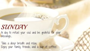 Top 60 Happy Sunday Quotes With Images To Feel Much Better