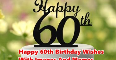 Birthday wishes archives happy birthday meme wishes quotes latest 60 happy 60th birthday wishes with images and memes m4hsunfo