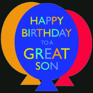 Funny Birthday Wishes For Your Son