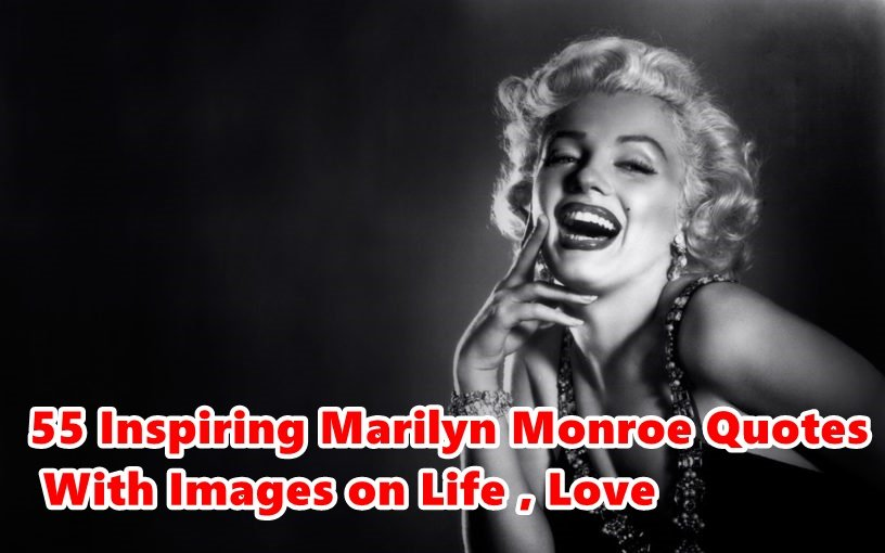these marilyn monroe quotes provide a glimpse into the fast and furious life she led that was cut short far too soon they show that she had a thing or two