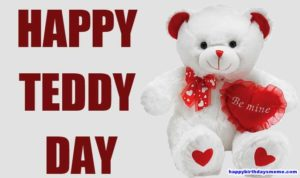 Happy Teddy Day 2019 Images Wishes Quotes Wallpapers 10th Feb