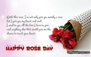 Happy Rose Day 2020 Hd Images Messages Quotes Wallpapers