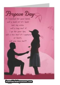 Happy Propose Day 2019 With Images Hd Wallpapers Messages Quotes