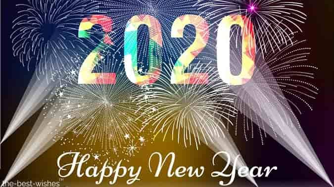 Stunning Happy New Year Greetings Pictures 2020