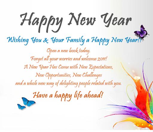 2021 New Year wish