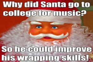 Funny*} Merry Christmas Jokes 2019