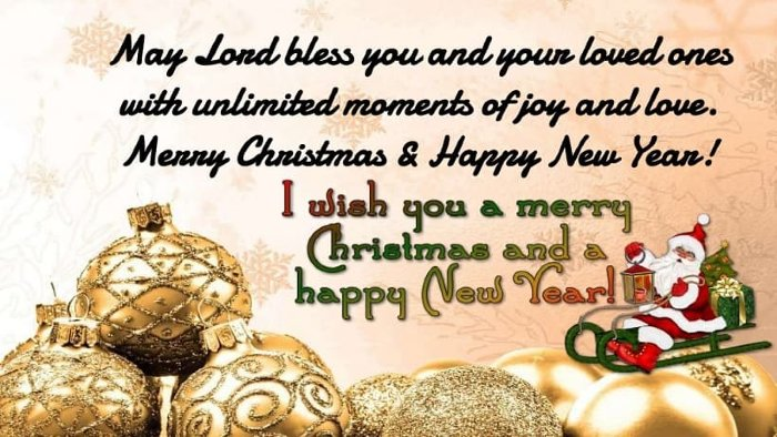 Merry Christmas Quotes, Wishes, & Messages for 2020