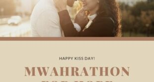 Happy Kiss Day 2021